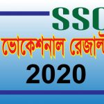 SSC Vocational result 2020